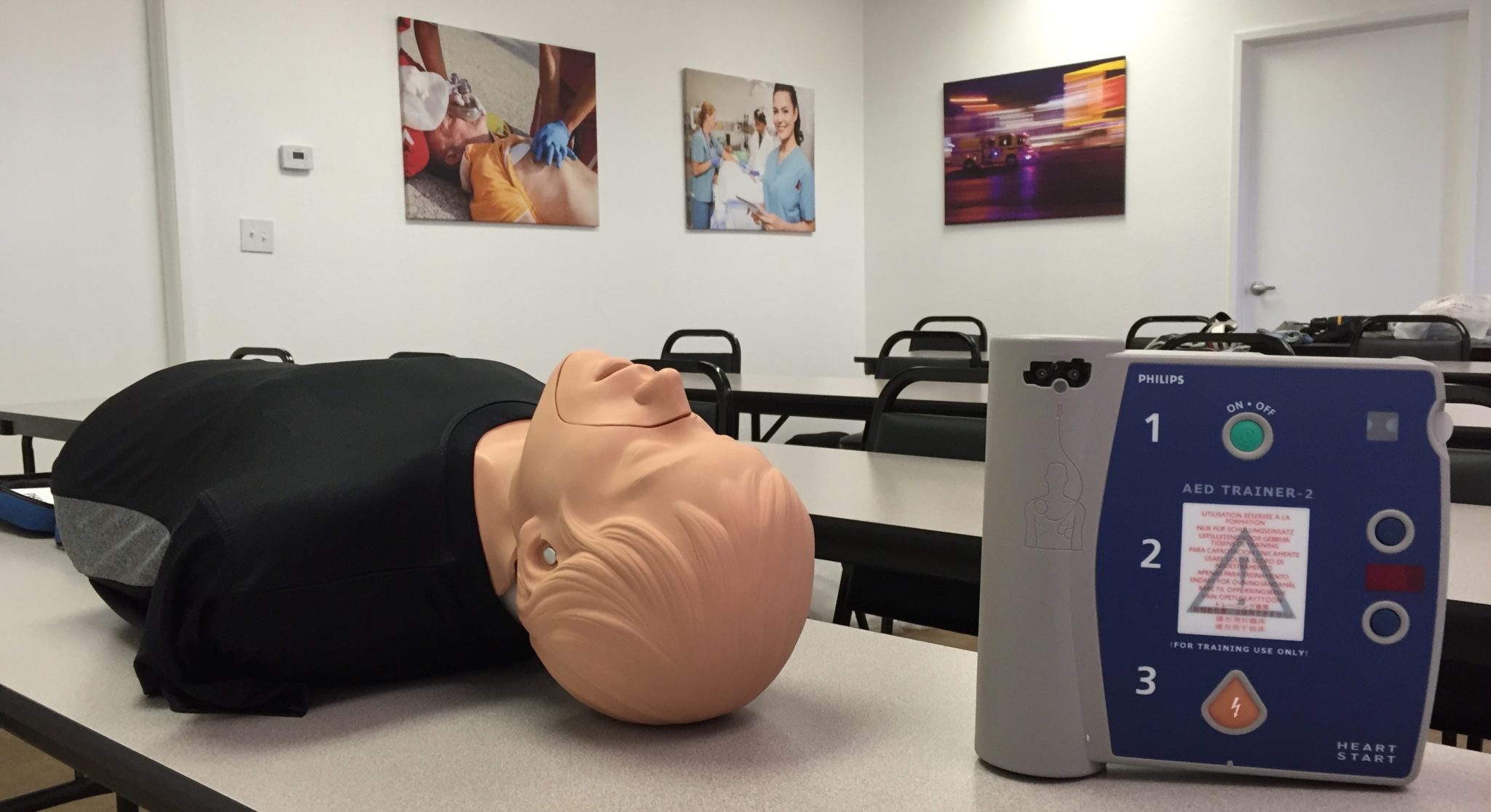 Professional CPR Classes - Modesto CA