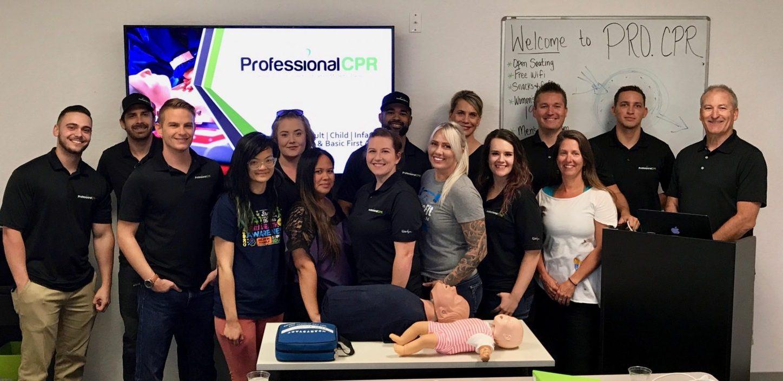 CPR Classes in Sacramento