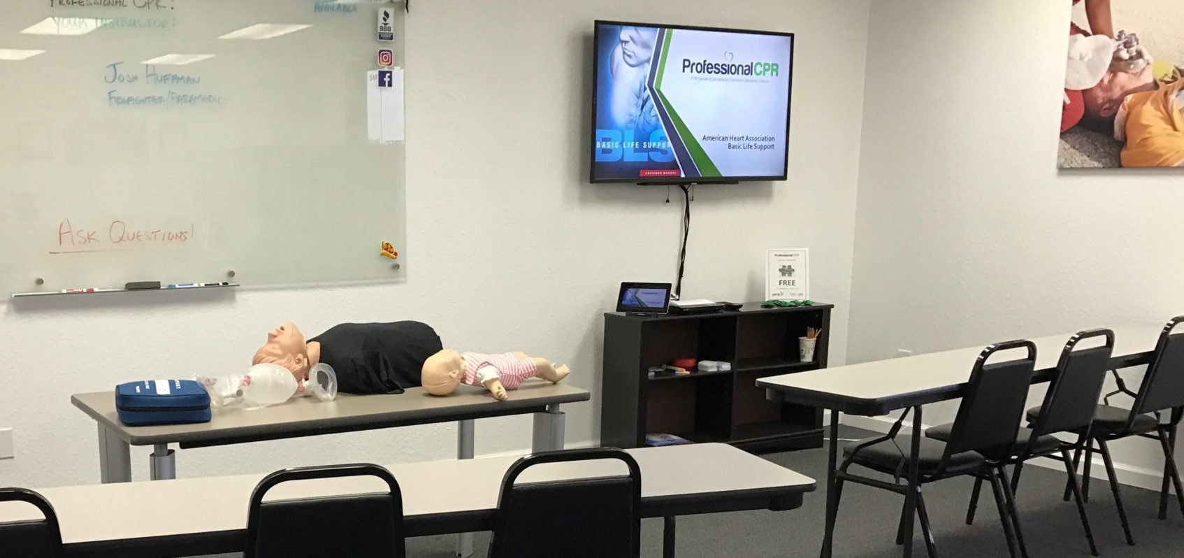 Modesto CPR Classes