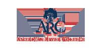 American River College Logo