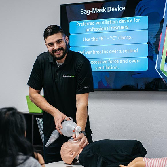 Cpr Classes Citrus Heights